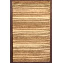 Shiny 55х85 см (96% полиэстер, 4% вискоза), золотые полоски