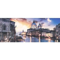 """Картина-репродукция 50x125 см """"Голубая Венеция"""""""