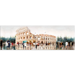 "Картина-репродукция ""Roma Colosseo"", 45x140 см"