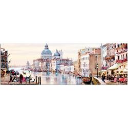 "Картина-репродукция ""Venezia Canal Grande"", 45x140 см"