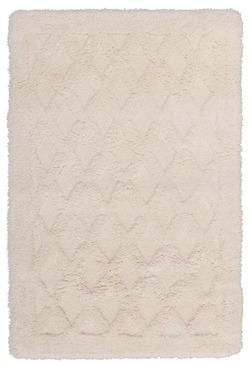 Caro 50х70 см (100% полиэстер), слоновая кость