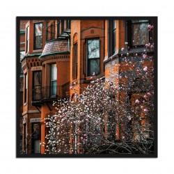 """Картина-репродукция в рамке 50x50 см """"Осень-1"""""""