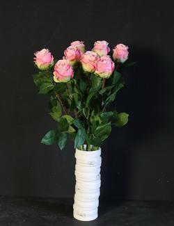 """Цветок искусственный """"Роза с шипами"""""""