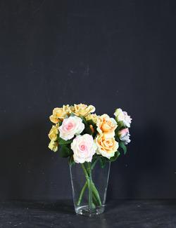 """Цветок искусственный """"Роза плетистая"""""""