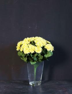 """Цветок искусственный """"Букет хризантем"""""""