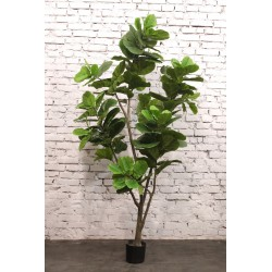 Растение искусственное Фикус, высота=265 см