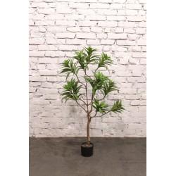 Растение искусственное Драцена, высота=130 см