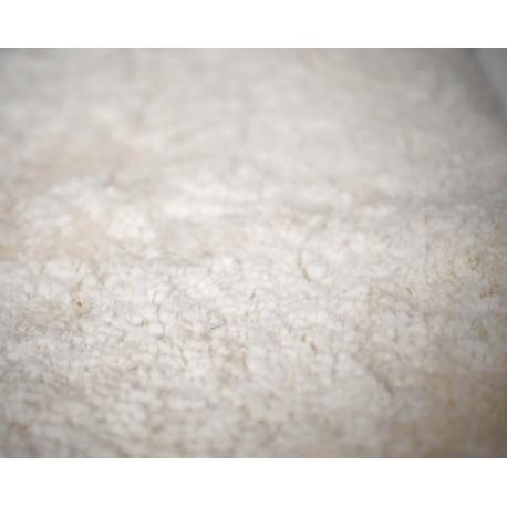 Softy 60х100 см (100% полиэстер), слоновая кость