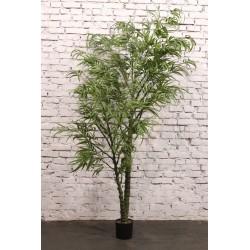 Растение искусственное Золотой бамбук, высота=300 см