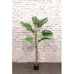 Растение искусственное Монстера, высота=165 см