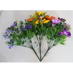 """Цветок искусственный """"Букетик хризантем"""""""