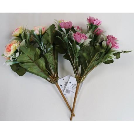 """Цветок искусственный """"Букетик пионов"""""""