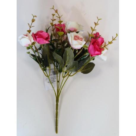 """Цветок искусственный """"Букетик роз"""""""