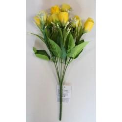 """Цветок искусственный """"Букетик тюльпанов"""""""