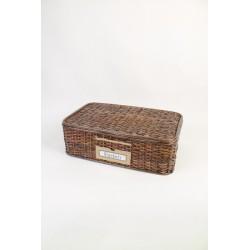 Короб плетеный для хранения