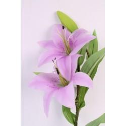 """Цветок искусственный """"Ветка лилии"""""""
