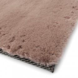 Rossa 120х160 см (100% полиэстер), пудрово-розовый