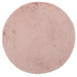 Bellarossa 80 см круглый (100% полиэстер), пудрово-розовый