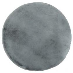 Bellarossa 80 см круглый (100% полиэстер), темно-серый