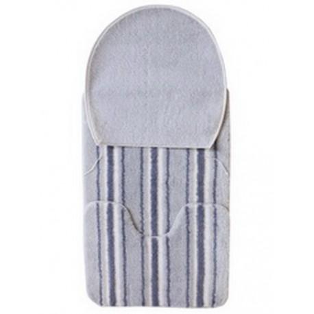 """Комплект ковриков для ванной комнаты 3 шт.""""Harmony"""" (50х70 см, 50х40 см, 47х51 см)"""