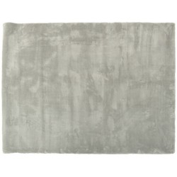 Ковер Siluet 80x150 см (100% полиэстер), светло серый