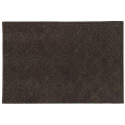 Ковер Contours - Parquet 80x120, коричневый