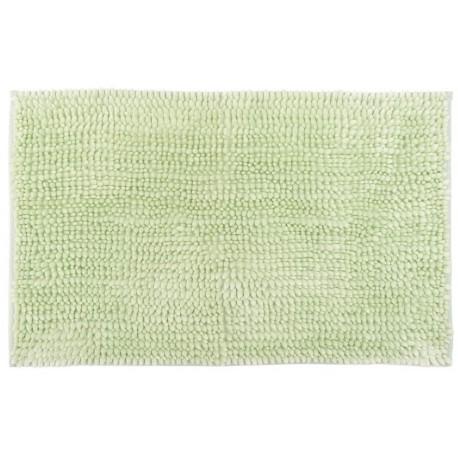 Коврик для ванной SHINE СHENILLE 60x90 см (ПЭ-100%), мятный