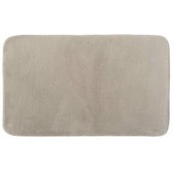 Коврик для ванной  DIJIN 50x80 см (ПЭ-100%), серый