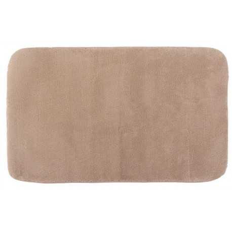 Коврик для ванной  DIJIN 50x80 см (ПЭ-100%), розовый