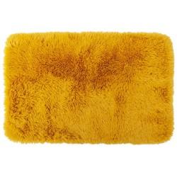 Ковер VICUNA 60x100 см (100% полиэстер), желтый