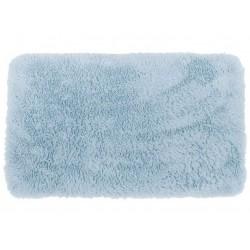 Ковер VICUNA 60x100 см (100% полиэстер), голубой
