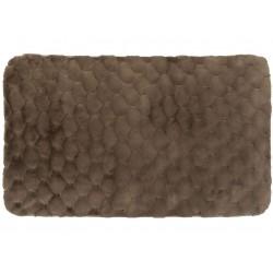 Ковер JAQUARD 160x230 см, (100% полиэстер), коричневый
