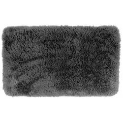 Ковер VICUNA 160x230 см (100% полиэстер), темно-серый