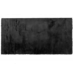 Ковер Rossa 50x80 см (основа противоскользящая), черный