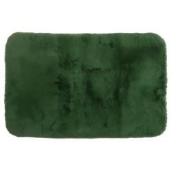 Ковер BELLAROSSA 53x80 см (100% полиэстер), зеленый