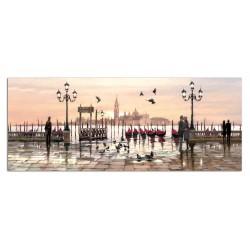 """Картина-репродукция """"Венеция"""", 60x150 см"""