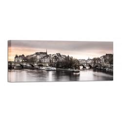 """Картина-репродукция """"Париж"""" 60x150 см"""
